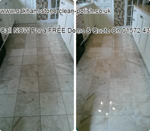 Oakham-Uppingham Marble Natural Tiled Floor Washing & Polishing Services. 01572 430 015