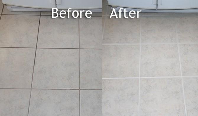 Oakham-Uppingham Ceramic Natural Tiled Floor Washing & Polishing Services.