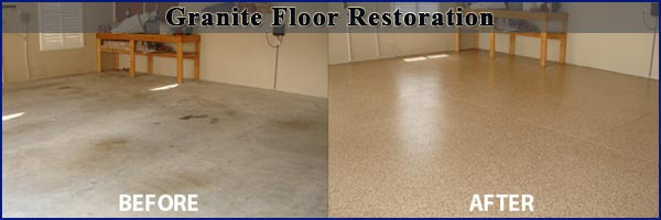 Oakham-Uppingham Granite Natural Hard Floor Washing & Sealing Services.