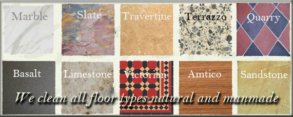 Oakham-Uppingham Natural Stone Floor Washing & Sealing Services.